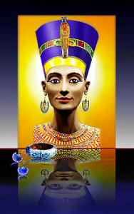 Nefertiti - Aka The Beautiful One Has Arrived.